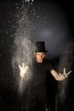 Magic Powder Stock Photography