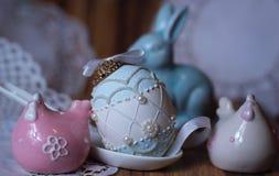 Magic prince   easteregg dream fairytale Stock Photography
