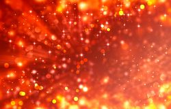 Elegant red festive background with stars royalty free stock images