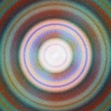 Magic ring texture. Abstract color magic ring generated texture Stock Image