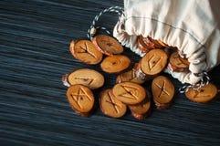 Magic runes Royalty Free Stock Images