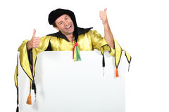 Magic show Stock Photography