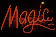 Magic Sign stock images
