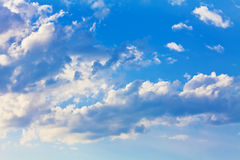 Magic sky Royalty Free Stock Photography