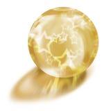 Magic sphere Stock Image
