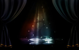 Magic Stage Royalty Free Stock Image