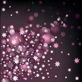Magic star Royalty Free Stock Photography