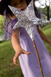 Magic star Stock Image