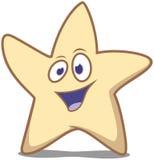 Magic Star waving hello Stock Image