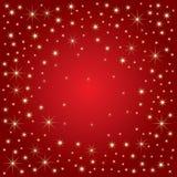 Magic Stars (illustration) Stock Image