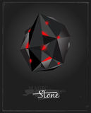 Magic stone Stock Photography