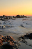 Magic sunset. Royalty Free Stock Photography