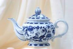 Magic Tea. Tea pot royalty free stock photos