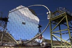 MAGIC Telescope Stock Photo