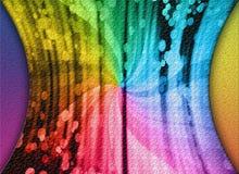 Magic texture Royalty Free Stock Photo
