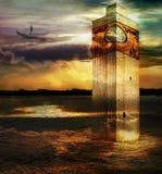 Magic tower Stock Photo