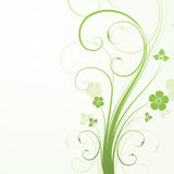 Magic tree. Magic spring tree with space for text Royalty Free Illustration
