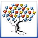 Magic tree 6 Royalty Free Stock Photos