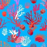 Magic undersea world. Stock Photography