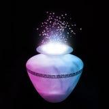 Magic vase Royalty Free Stock Photos
