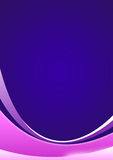 Magic Violet Background Royalty Free Stock Image