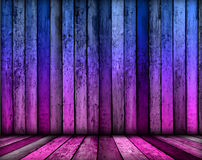 Magic Violet Room Background. A magic violet wooden room. A great background for your text or images. Please visit my portfolio for more Royalty Free Stock Photos