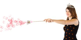 Free Magic Wand Stock Image - 1919831