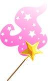Magic wand Stock Photo