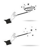 Magic wand Stock Photography