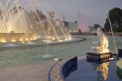 Free Magic Water Circuit Lima Peru Royalty Free Stock Photography - 62100117