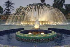 Magic Water Circuit Peru Royalty Free Stock Photo
