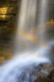 Magic Waterfall Stock Image