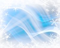 Magic winter background Royalty Free Stock Photo
