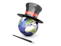 Magic World Royalty Free Stock Photos