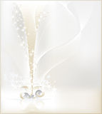 magical bakgrundsjul Royaltyfria Bilder