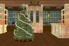 Magical Christmas Royalty Free Stock Photo