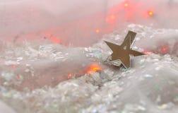 Magical Christmas decoration Stock Photo