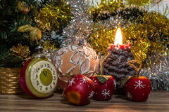 Magical Christmas picture Royalty Free Stock Photo