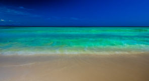Magical coastline Royalty Free Stock Images