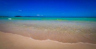 Magical coastline Stock Image