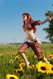 Magical fairy Royalty Free Stock Photos
