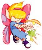 Magical fairy Stock Photography