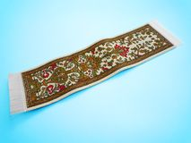 Magical flying carpet Royalty Free Stock Photo