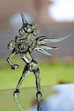 Magical glass unicorn Royalty Free Stock Image