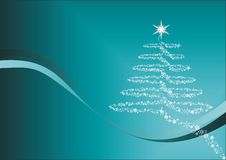 Magical jul royaltyfria bilder