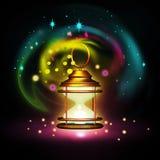 Magical lantern Royalty Free Stock Photo