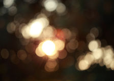 Magical light festive background Royalty Free Stock Images