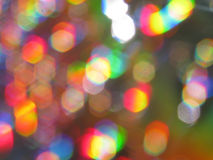 Magical Lights Stock Image