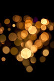Magical Lights. Royalty Free Stock Images