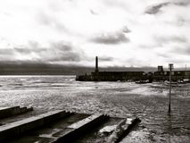 Magical Margate Morning stock images